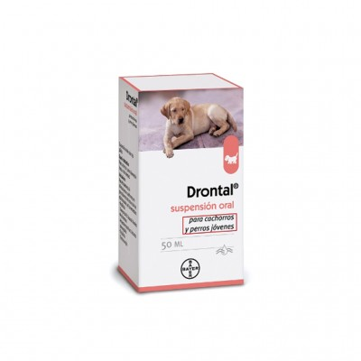 Drontal Suspension Oral 50ml