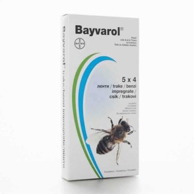 Bayvarol 3.6 Mg 4  Tiras
