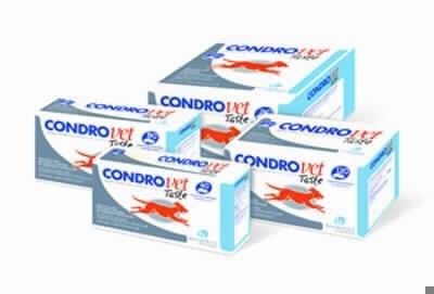 Condrovet Taste Blister 120 Cp