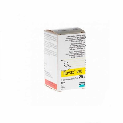 Ruvax 50ml  (25 D)