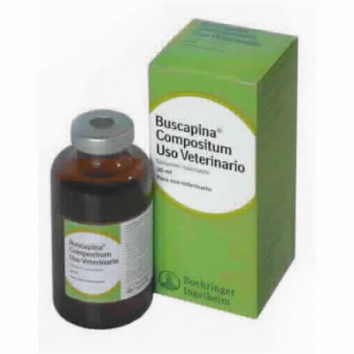 Buscapina Compositum  30 Ml