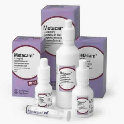 Metacam 1.5 Mg/mlsusp. Oral 32 Ml