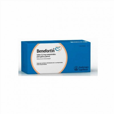 Benefortin 2,5 Mg 140 Cp