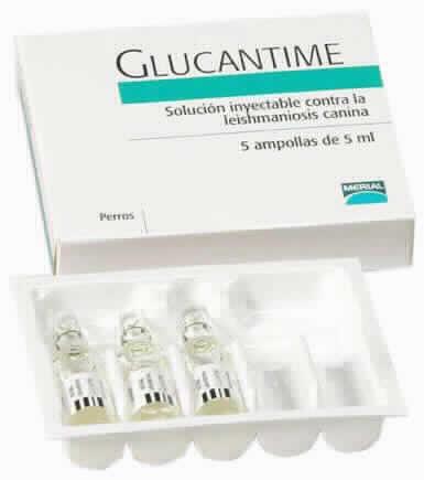 Glucantime 5 X 5 Ml
