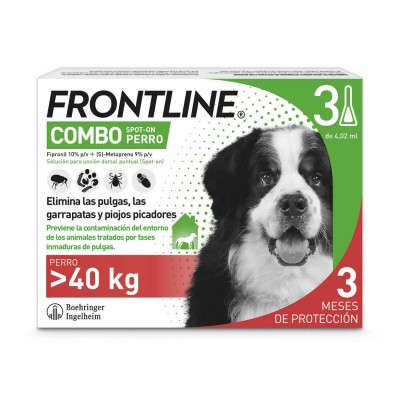 Frontline Combo Perros >40kg  Xl 3p