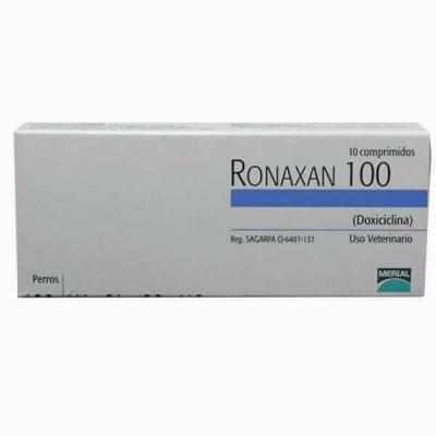 Ronaxan 100 Mg 10 Cp