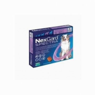 Nexgard Spectra 15-30 Kg 3 Comp