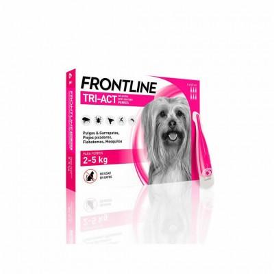 Frontline Tri-act 2-5 Kg 6 P