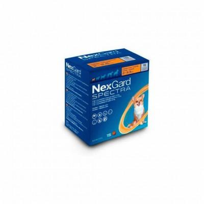 Nexgard Spectra 2-3.5 Kg 15 Comp