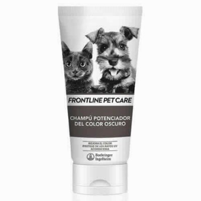 Frontline Champu Poten.color Oscuro200ml