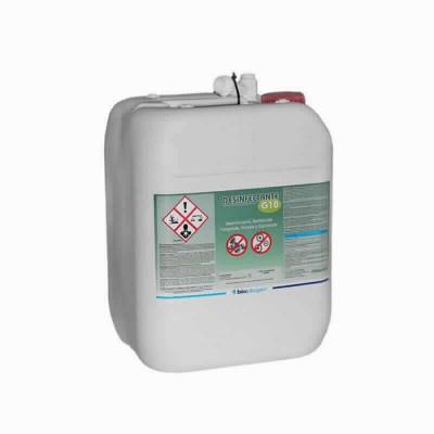 Desinfectante G10 5 L.