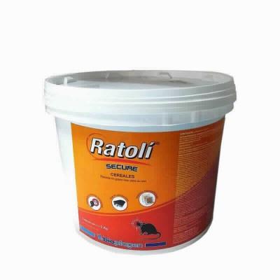 Ratoli Secure Cereales 10kg(bolsas 25gr)