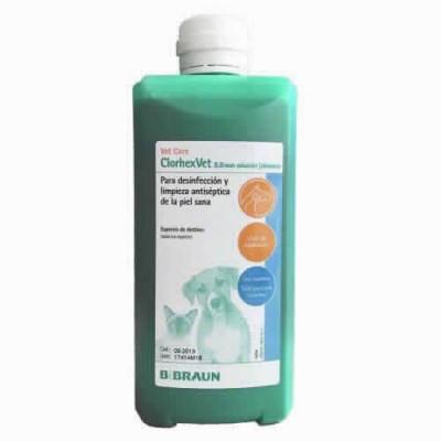 Clorhexvet (lifo Scrub) 500 Ml 20 Ud