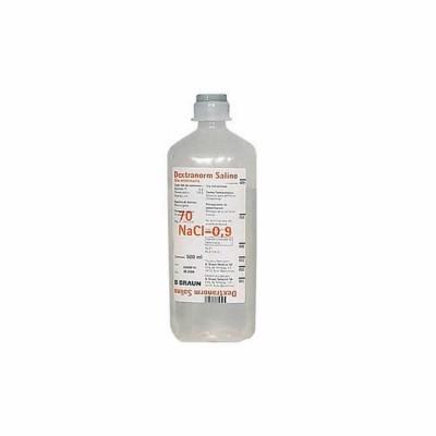 Dextranorm Salino  500 Ml  Vet 1 Ud
