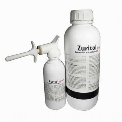 Zuritol 50 Mg/ml Susp 1 L