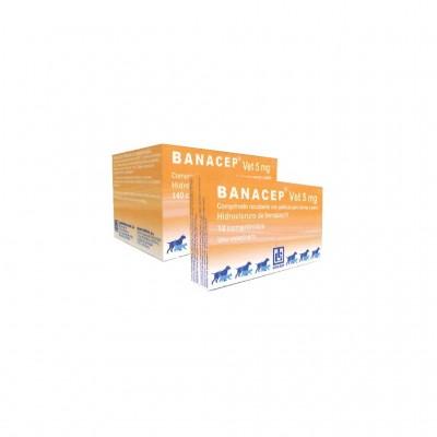 Banacep Vet 5 Mg 14 Cp