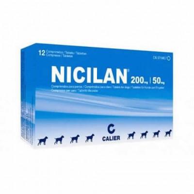 Nicilan 200/50 12 Cp