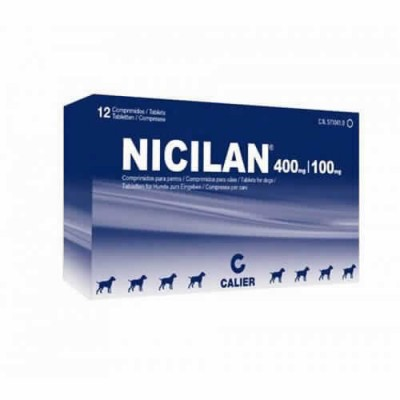 Nicilan 400/100 12 Cp