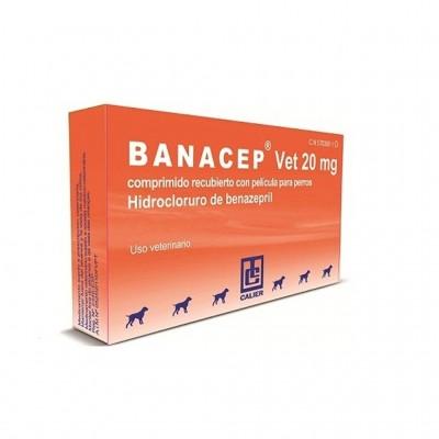 Banacep Vet 20 Mg 56 Cp