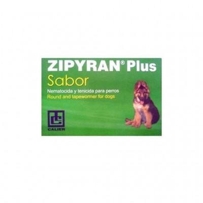 Zipyran Plus Sabor 10 Cp