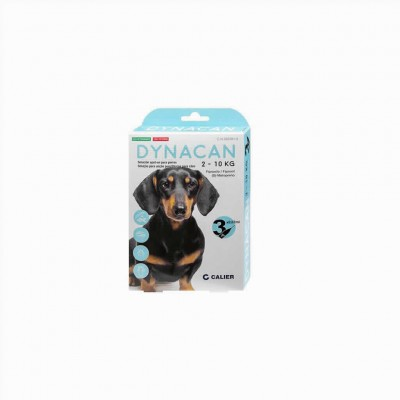 Dynacan Spot On Perros 2-10 Kg 3 Pip