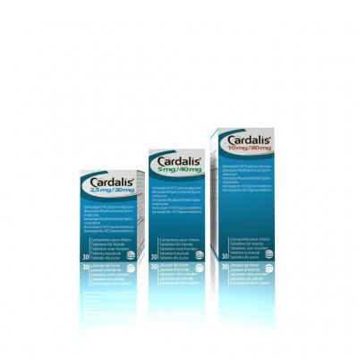 Cardalis 2,5 Mg/20 Mg 30 Tb