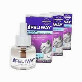 Feliway Recambio Classic 3pack 3 Meses