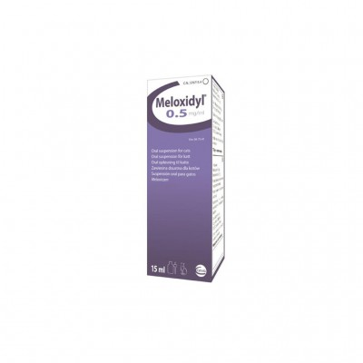 Meloxidyl Gato Oral 15 Ml