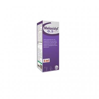 Meloxidyl Gato Oral 5 Ml