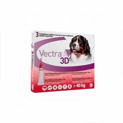 Vectra 3d Perro +40 Kg 3 Pip