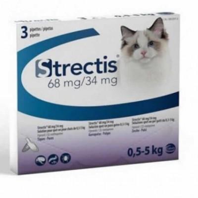 Strectis Gato 0,5-5 Kg 3 Pip