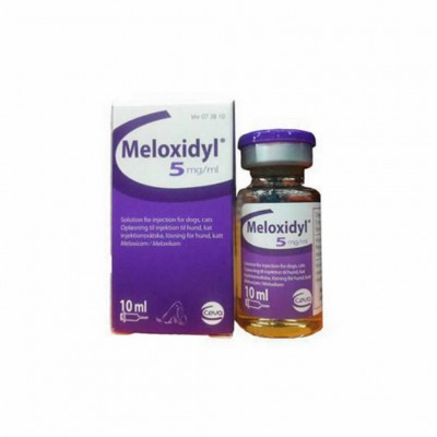 Meloxidyl Iny 5mg/ml 10ml