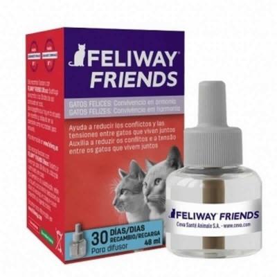 Feliway Friends Recambio 48 Ml Es/pt