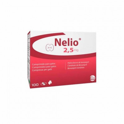 Nelio 2,5 Mg 100 Comp
