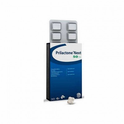 Prilactone Next 50 Mg. 30 Comp.