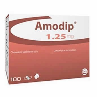 Amodip 1,25 Mg 30 Comp