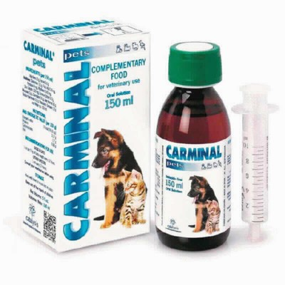 Carminal Pets S.o. 150 Ml