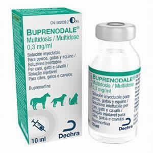 Buprenodale 0.3 Mg/ml 10 Ml