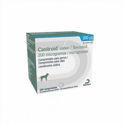 Canitroid 200 Mcg 250 Cp