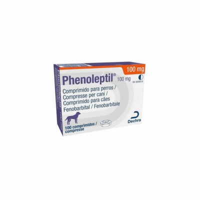 Phenoleptil 100 Mg 100 Comp