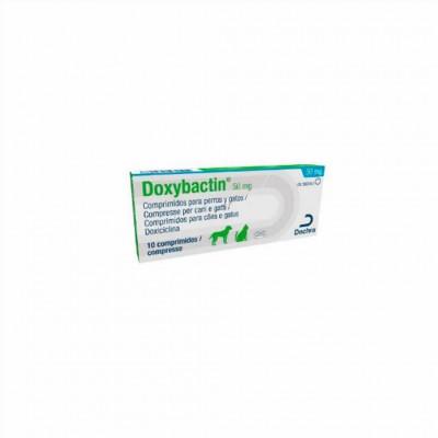 Doxybactin 50 Mg 1x10 Comp