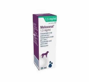 Meloxoral Perros 1.5 Mg 10 Ml