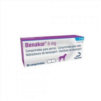 Benakor 5 Mg 98 Cp