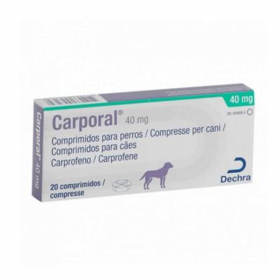 Carporal 40 Mg 20 Cp
