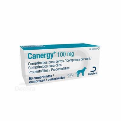 Canergy 100 Mg 60 Comprimidos