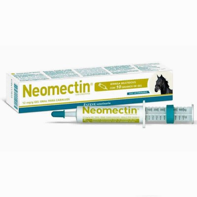 Neomectin 10mg/g Gel