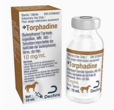 Torphadine 10 Mg/ml 10 Ml