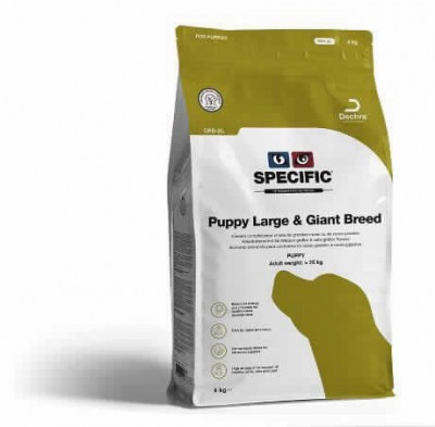 Specific Puppy Large&giant 4kg (cpd-xl)