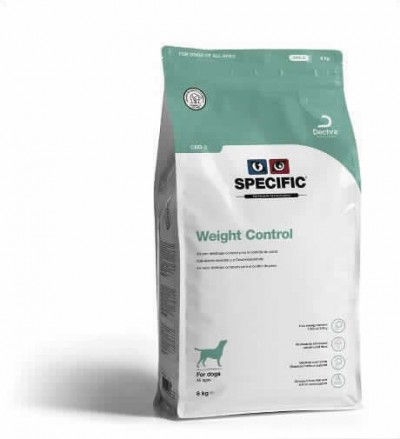 Specific Weight Control 6 Kg (crd-2)