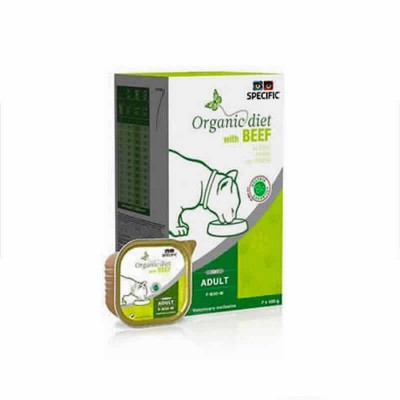 Specific Felino Bio Beef 100 Gr (f-bio-w)